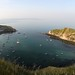 Jurassic Coast Coastal Landform - Cove - Lulworth Cove Panorama