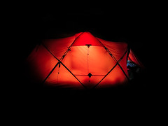 Hilleberg Tarra (Micke W.) Tags: night tent chamonix hilleberg tarra powershotelph330hs canonixus255hs