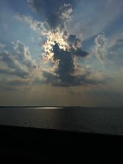 PCB2013 Sunrays (tammye*) Tags: ocean sky sun water clouds hero winner rays sunrays pcb tcf thechallengefactory tcfwinner herowinner picmonkey:app=editor pcb2013