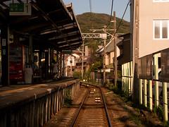 Nostalgia of Enoden line (halhorn) Tags: