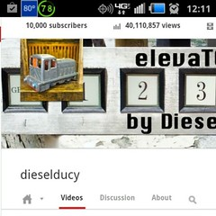 Thanks so much for all the views and subscribers! (DieselDucy) Tags: square 10 squareformat 000 40million youtube subscribers iphoneography instagramapp uploaded:by=instagram foursquare:venue=4c1a2956834e2d7fc26b2b80
