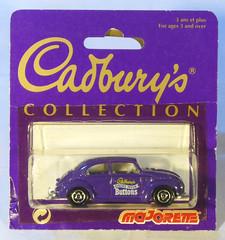 MAJ-203-Cadbury (adrianz toyz) Tags: car toy model chocolate majorette cadburys diecast
