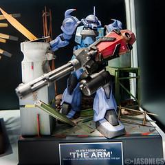 GP 2013 - 222 (jasonlcs2008) Tags: asian model singapore expo cosplay banshee cosplayer gundam unicorn clive serangoon gunpla nex mastergrade 2013 2470mmf28g clivelee