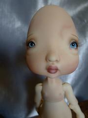 Miss Humpty Dumpty (leahlilly) Tags: doll bjd kane humpty dumpty faceup nefer circuskane