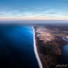 Above Forrest Beach (Jordan Cantelo) Tags: southwest love beach digital canon photography coast flying sand dusk australia aerial jordan helicopter photograph western dunsborough busselton cantelo