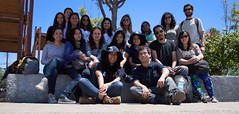 Voluntarios País  Operativo de Salud en Caldera, Freirina y Chañara. Atacama 2013