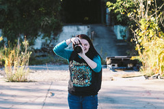 Amy (KyleWillisPhoto) Tags: portrait abandoned fashion canon pose eos rebel 50mm lawrence model friend bokeh modeling urbanexploration portraiture law f18 fas t3i urbex 50mmf18 600d modelphotography kissx5