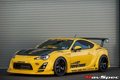 "RavSpec BRZ Wide Body For SEMA 2013 • <a style=""font-size:0.8em;"" href=""http://www.flickr.com/photos/64399356@N08/10679348305/"" target=""_blank"">View on Flickr</a>"