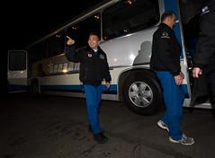 Expedition 38 Prelaunch (NASA Johnson) Tags: kazakhstan baikonur cosmonauthotel baikonurcosmodrome koichiwakata expedition38 expedition38prelaunch