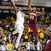 """VCU vs. Winthrop • <a style=""""font-size:0.8em;"""" href=""""https://www.flickr.com/photos/28617330@N00/10896358836/"""" target=""""_blank"""">View on Flickr</a>"""