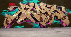 GOLDEN (ALL CHROME) Tags: graffiti kemer kem allchrome kem5 kems kemr
