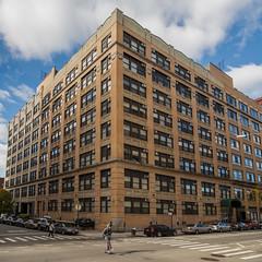 323/365 95 Morton Street (Andriy Prokopenko) Tags: nyc newyork architecture unitedstates manhattan westvillage wideangle squareformat day323 mortonstreet canonef24105mmf4lisusm canon6d day323365 3652013 365the2013edition 19nov13