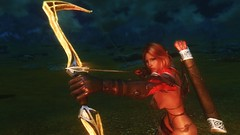 Danariel and bow ... (tend2it) Tags: game texture monster pc screenshot xbox v pack rpg immersive elder creatures mods enb dlc scrolls ps3 secv skyrim sweetfx stormbow tesv danariel