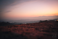 (All in my Mind || Photography) Tags: sunset italy panorama tramonto marche candelara vision:sunset=0931 vision:mountain=0541 vision:clouds=099 vision:outdoor=0798 vision:sky=099 vision:ocean=0927