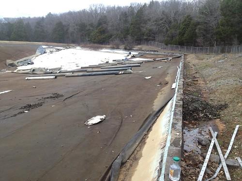 2 Million Gallon Water Tank