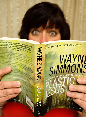 "299 of 365 part 4: Wayne Simmons, Best-selling author of ""FLU"""