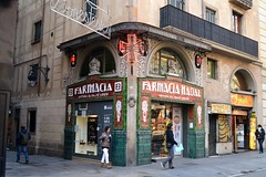 FARMÀCIA NADAL (ANTIGA FARMÀCIA MASÓ ARUMI) (Yeagov_Cat) Tags: carrerdelbonsuccés barcelona catalunya rambles farmàcia farmàcianadal antigadrmasóarumí carrerbonsuccés rambla nadal masoarumi antigadrmasóarumi 1850