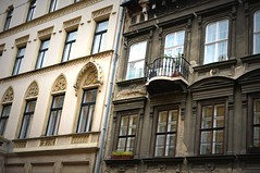 (elinor04 thanks for 28,000,000+ views!) Tags: city windows building architecture decay balcony centre budapest inner architect historical gothicrevival 1846 gerster styel gersterkároly zitterbachmátyás zitterbach