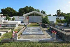 Key West (Florida) Trip, November 2013 7990Ri 4x6 (edgarandron - Busy!) Tags: cemeteries cemetery grave keys florida graves keywest floridakeys