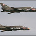 Su-22 Fitter - 3920 and 8309 - Polish Air Force