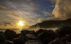BemezPictures-27 (Bertrand Mézino) Tags: sunset mer sunrise canon eos landscapes vagues bertrand paysages réunion sud coucherdesoleil mézino bemezpictures