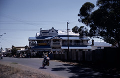 Kalgoorlie, West Australia (scuba_dooba) Tags: australia film ektachrome 200 flatbed scan scanner scanning epson gt7000 gt 7000 photo nikon fe 35mm slides kalgoorlie boulder west western reel2 7200dpi motorbike motorcycle racing race