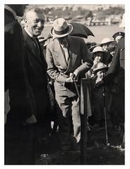 Sesquicentenary Celebrations - Tree Planting Ceremony at Camp Cove (Royal Australian Historical Society) Tags: 1938 sydney australia australiaday sydneyharbour campcove rahs sesquicentennialcelebrations sesquicentenary