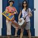 Fernanda Takai e Erika Machado