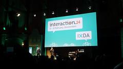 Interaction 14, Opener
