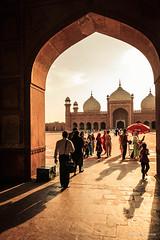 Badshahi Mosque (salman_cheema14) Tags: pakistan architecture culture mosque historic lahore badshahimosque mughalarchitecture