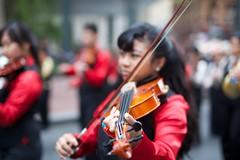 Walnut High School Orchestra and Blue Thunder Marching Band - San Francisco Chinese New Year Parade 2014 (--Mark--) Tags: sf sanfrancisco cny lunarnewyear chinesenewyearparade 馬 旧金山 4712 yearofthehorse 农历新年 sigma50mmf14exdghsm 馬年 2014馬年 2014sanfranciscochinesenewyearparade