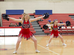 DJT_3961 (David J. Thomas) Tags: sports basketball dance athletics women cheerleaders lions arkansas halftime amc scots naia batesville lyoncollege freedhardemanuniversity americanmidwestconference