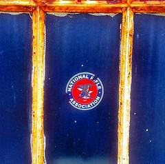 National Rifle Association Sticker (RevDebbie) Tags: newjersey sticker eagle rifle postoffice nj oaklyn usps hdr southjersey nra unitedstatespostoffice camdencounty amateurphotographer nationalrifleassociation girlphotographer gunfreezone newjerseyphotographer oaklynnj