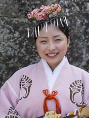 Miko of Touzan Shrine (Travel 67) Tags: japan japanese ceramics artist crafts traditional potter pottery saga porcelain arita sagaprefecture