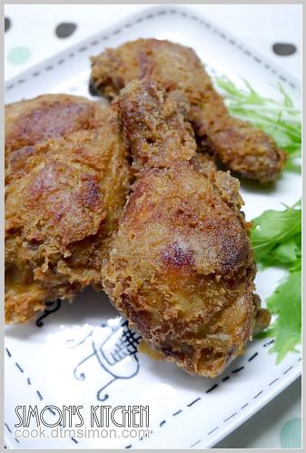 印尼式炸雞11