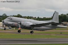 15 - Breguet Atlantique 2 (iainthomson84) Tags: uk aircraft air royal airshow international departures raf 2012 fairford airtattoo