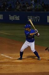 DSC06413 (shi.k) Tags: 神宮球場 横浜ベイスターズ 140516 嶺井博希 イースタンリーグ