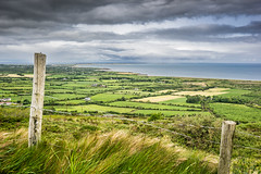 The Dingle peninsula, co. Kerry, Ireland