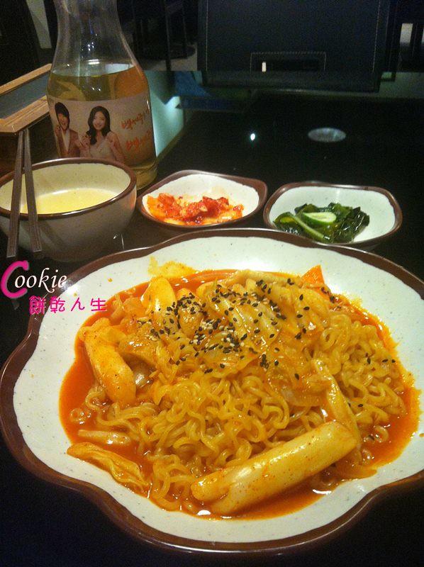 江南新韓式料理 (8)