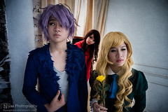 DSC02338_1 (Nyaa Photography) Tags: red game lady cosplay mary vietnam horror garry ib a99