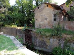 Bologna Canale Navile Sostegno di Corticella (7) (Paolo Bonassin) Tags: italy bologna channel channels emiliaromagna canali navile canalenavile sostegni sostegnodicorticella