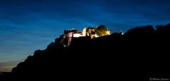 Stirling Castle at Night (williamjamieson1) Tags: blue sky castle night stirling knot kings stirlingshire