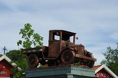 The Car (rotabaga) Tags: car gteborg pentax sweden gothenburg liseberg bil sverige k5