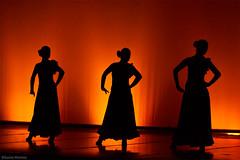 (Sonia Montes) Tags: ballet color danza siluetas actuacin