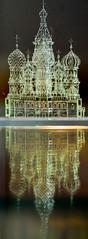 San Basilio láser luz natural (cives-expat) Tags: macro st san cathedral russia moscow basil miniatura minature basilio