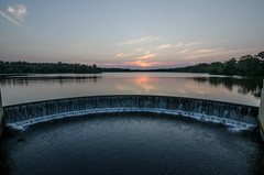 Some where in New Jersey-1 (A.new.photos) Tags: sunset waterfall newjersey parvin