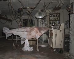 Horror Lab (katherinecaprio) Tags: abandoned hospital dead death nikon lab body decay creepy adventure medical explore urbanexploration corpse derelict urbex