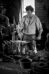Metalsmith (russwynn) Tags: park this is place blacksmith wynn russ photogrpahy metalsmith