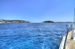 Eurotrip (fhillo) Tags: summer beach nikon sailing yacht croatia split vis hdr hvar adriatic