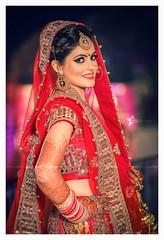 TANYA - THE SASSY BRIDE.  (Vipul Sharma 007) Tags: best amazing pictures indian wedding inspiration cute adorable tanya beautiful sassy bride bridal wear portrait session photographer vipul sharma follow